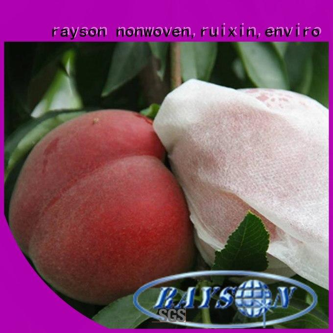 design moq rayson nonwoven,ruixin,enviro Brand weed control landscape fabric factory