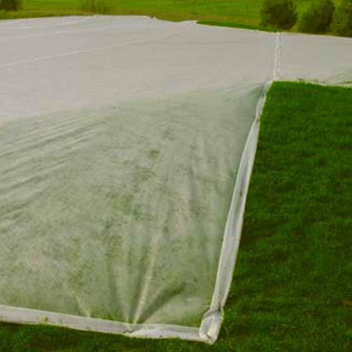 الزراعة غطاء حافة عززت غير المنسوجة