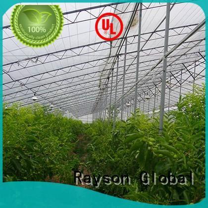 Rayson vlies, ruixin, enviro doppel landschaft stoff in gemüse garten lieferant für shop