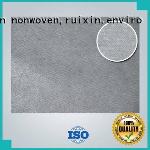 पैकेजिंग के लिए बड़े सफेद मेज़पोश अग्निरोधी किरण नॉनवॉवन, ruixin, enviro