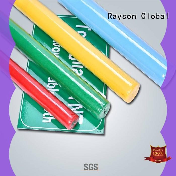 Rayson 不織布、 ruixin 、エンバイロ分解性ポリプロピレン材料卸売テーブルクロス用