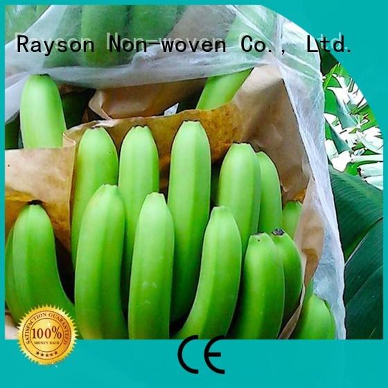 surpress Custom rayson biodegradable landscape fabric anticold rayson nonwoven,ruixin,enviro