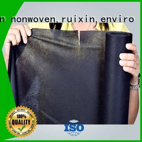 Wholesale grey non woven bag material rayson nonwoven,ruixin,enviro Brand