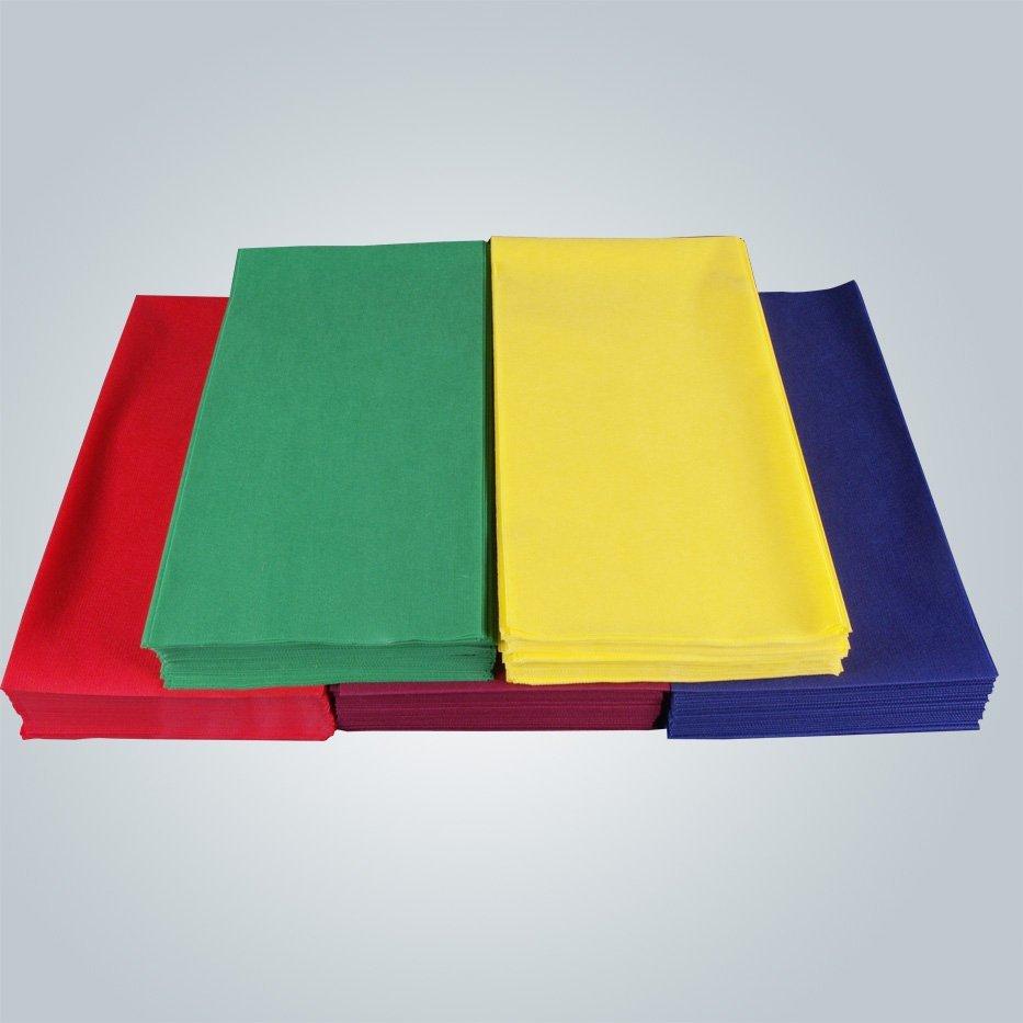 Proveedor de textiles para el hogar no tejido mantel impermeable mantel