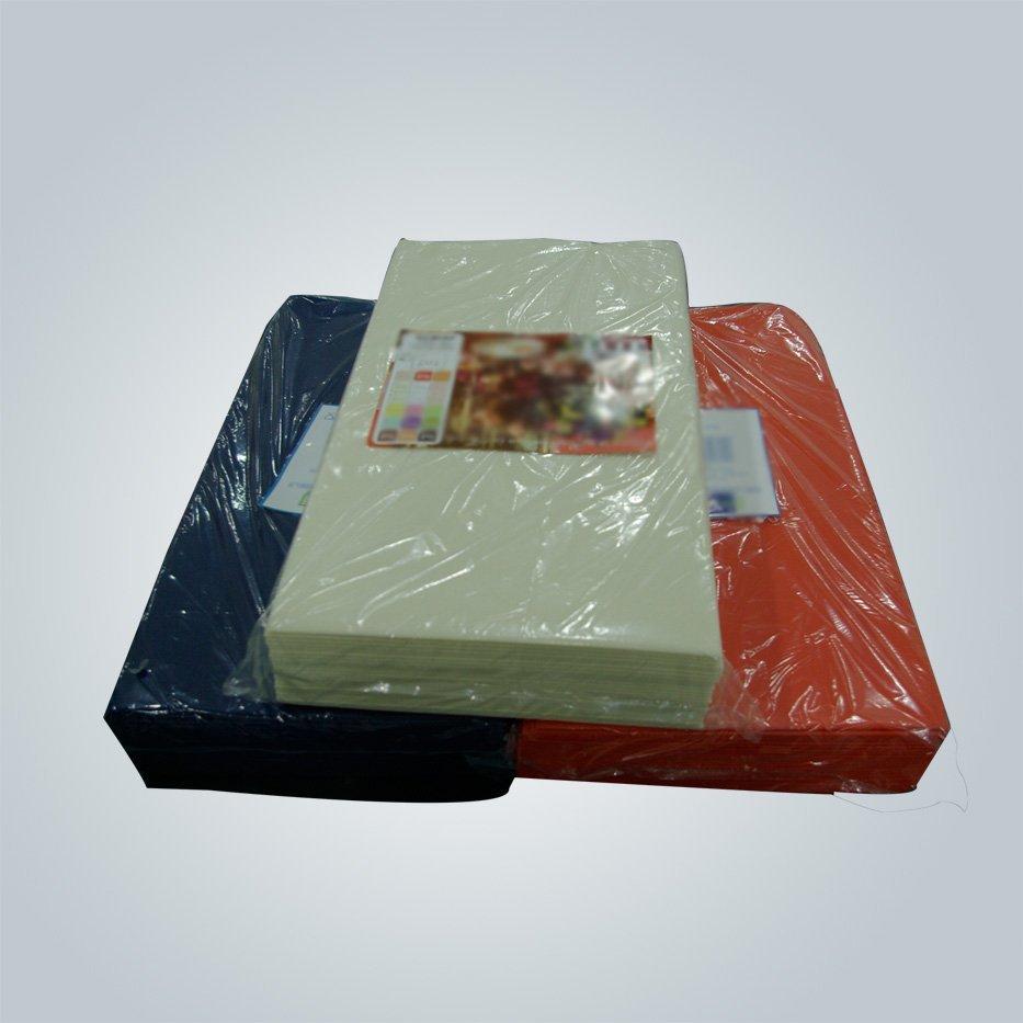 Manufactuer المباشر المتاح منسوج رخيصة الجدول القماش