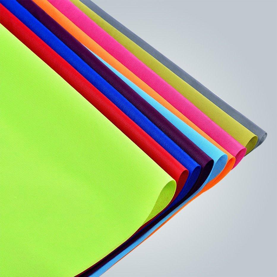PP Vlies Geotextil Porzellanfabrik hergestellt Bankett Tischdecke verwenden