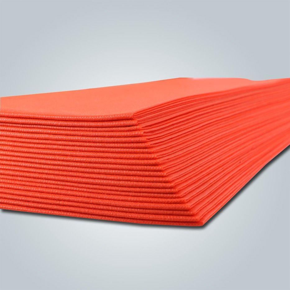 Tovaglia Tessuto non tessuto pp di dimensioni personalizzate / piegato copritavoli