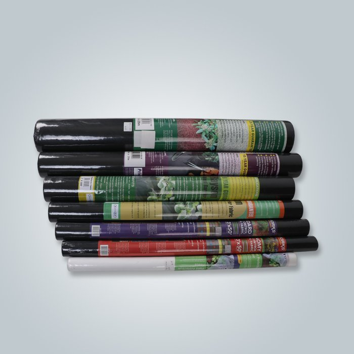 UV protección de tela no tejida para invernaderos