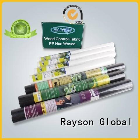 Rayson vlies, ruixin, enviro stoffe landschaft barriere stoff angepasst für verpackung