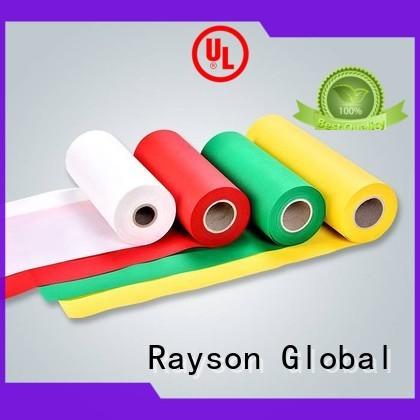bright non woven fabric suppliers wholesale for wrapping rayson nonwoven,ruixin,enviro