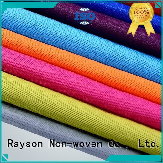 as blue green rayson nonwoven,ruixin,enviro Brand non woven polypropylene fabric manufacturers factory