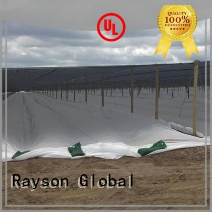 Rayson nonwoven, ruixin, enviro extra ancho mejor tejido de Paisaje para el control de malezas proveedor para la tienda