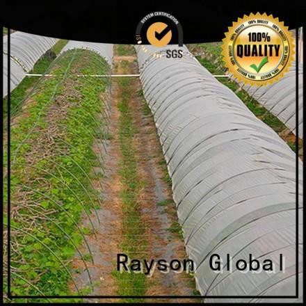 rayson nonwoven,ruixin,enviro Brand coverage single weed control landscape fabric uv