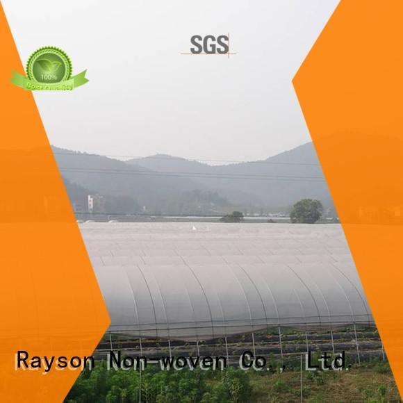 Rayson nonwoven, ruixin, enviro tela no tejida paisaje estacas proveedor para envolver