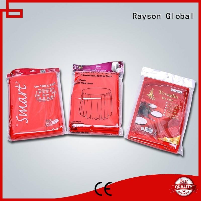 six own rayson nonwoven,ruixin,enviro Brand non woven cloth factory
