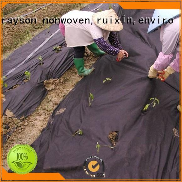 weed control landscape fabric clothing plant biodegradable landscape fabric keep rayson nonwoven,ruixin,enviro Brand