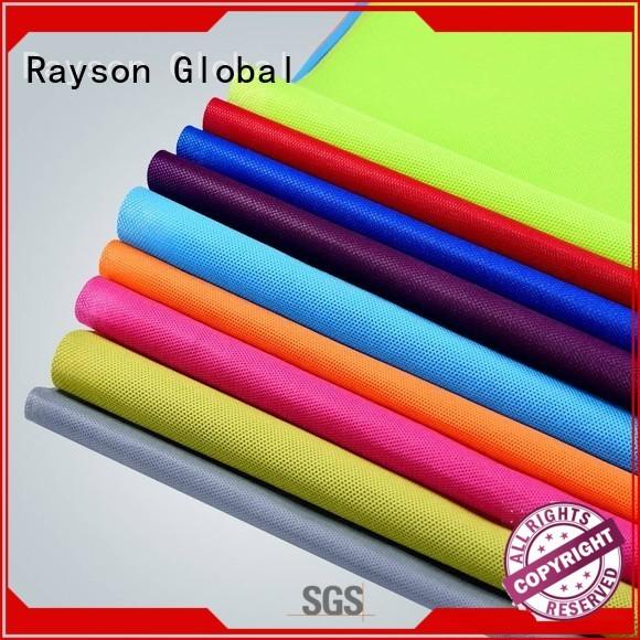 folded blue 60g rayson nonwoven,ruixin,enviro Brand non woven tablecloth supplier