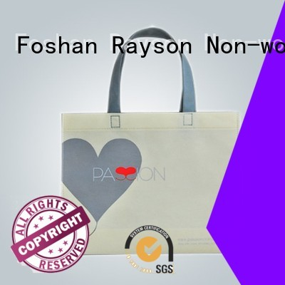 zip bagspolypropylene environmental OEM nonwoven fabric manufacturers rayson nonwoven,ruixin,enviro