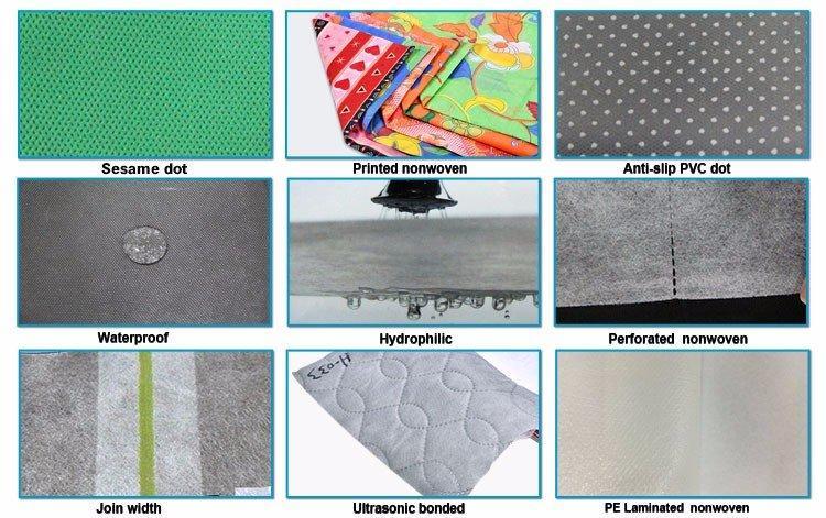 Pulgada biodegradable con buen precio para la sábana-3