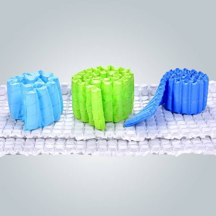 100% पॉलीप्रोपीलीन Spunbond गैर पीपी बुना कपड़ा असबाब, सोफा, तकिया के लिए