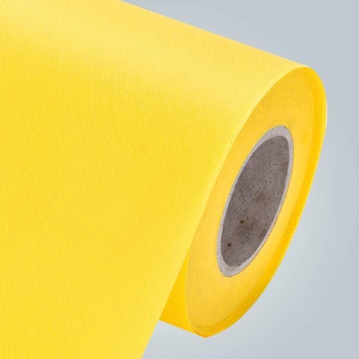 Sensación suave y tela no tejida hilada hidrófila pp para productos higiénicos