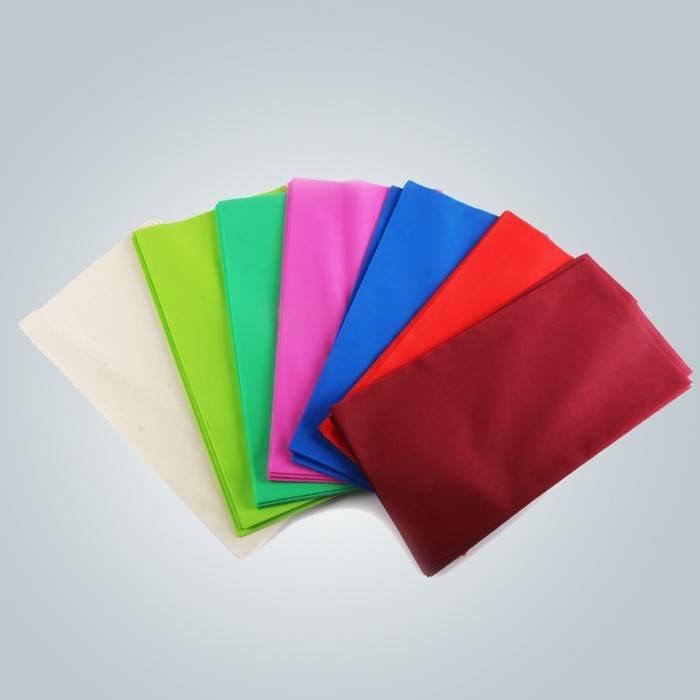 50gsm Einweg-tnt-Tischdecke in Farben