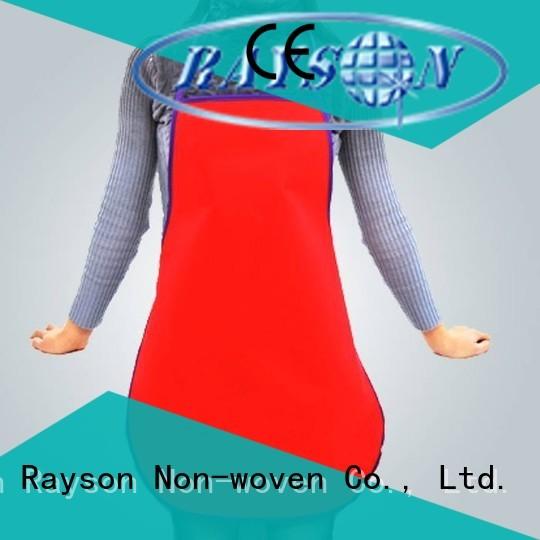 Rayson محبوكة ، ruixin ، بيئى صديقة للبيئة غير المنسوجة المواد الخام سعر المورد للفندق