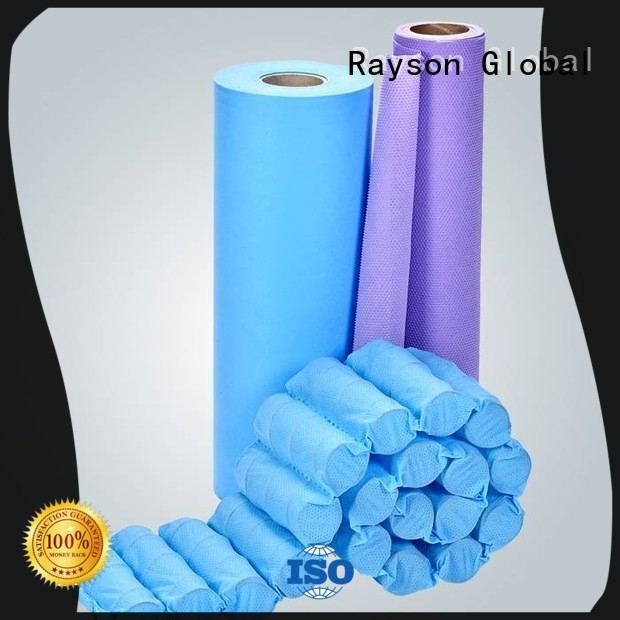 rayson nonwoven,ruixin,enviro quality needle punched non woven fabric directly sale for indoor