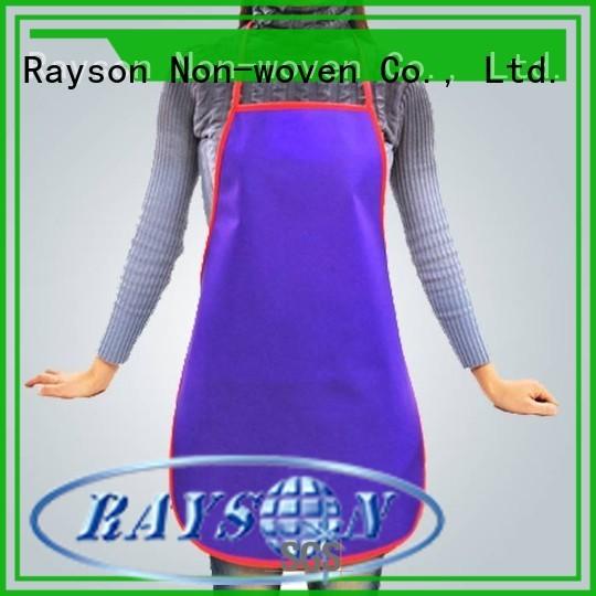 Rayson non-tissé, ruixin, enviro tnt non tissé fabricant de tissu personnalisé pour hôtel