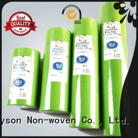 rayson nonwoven,ruixin,enviro roll chinese fabric factory for hotel