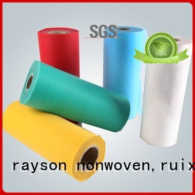 Quality rayson nonwoven,ruixin,enviro Brand nonwovens companies clothnon