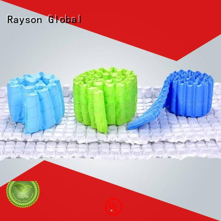 rayson nonwoven,ruixin,enviro covers nonwovens companies factory for packaging