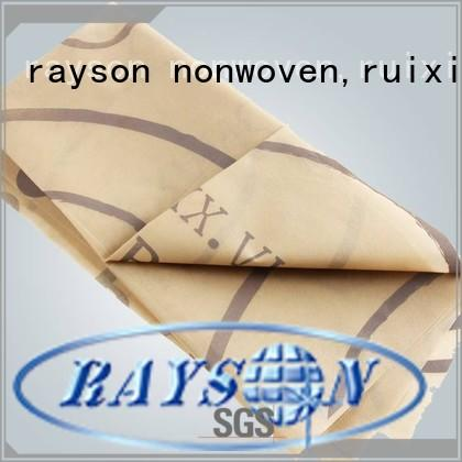 rayson nonwoven,ruixin,enviro 160cm printed tablecloth inquire now for party
