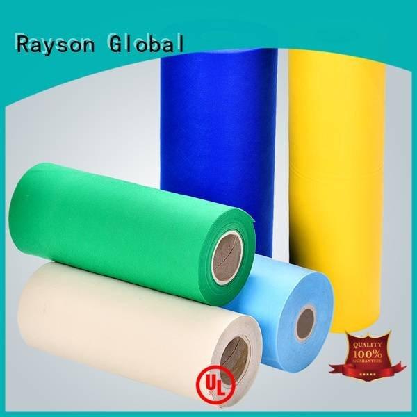 rayson nonwoven,ruixin,enviro Brand different ss meltblown nonwoven tovaglia medical
