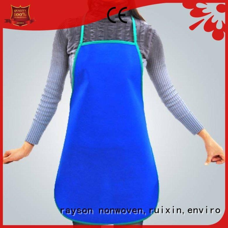 Rayson tessuto non tessuto, ruixin, enviro rosso viscosa non tessuto prezzo di fabbrica per la struttura hotel