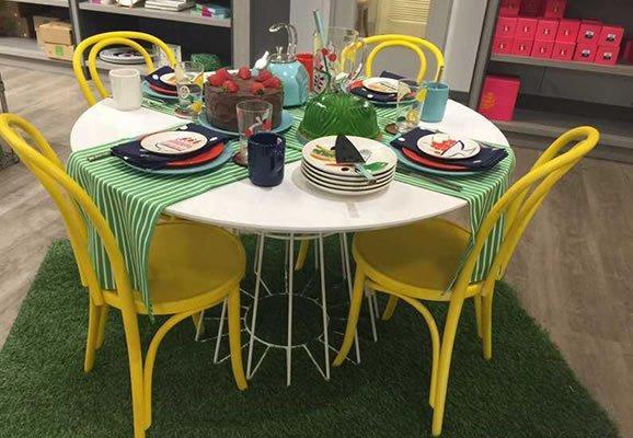 colorful pre cloths tnt tablecloth rayson nonwoven,ruixin,enviro Brand company