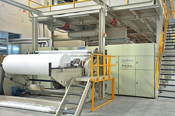 SS non woven fabric production machine width 2.4m