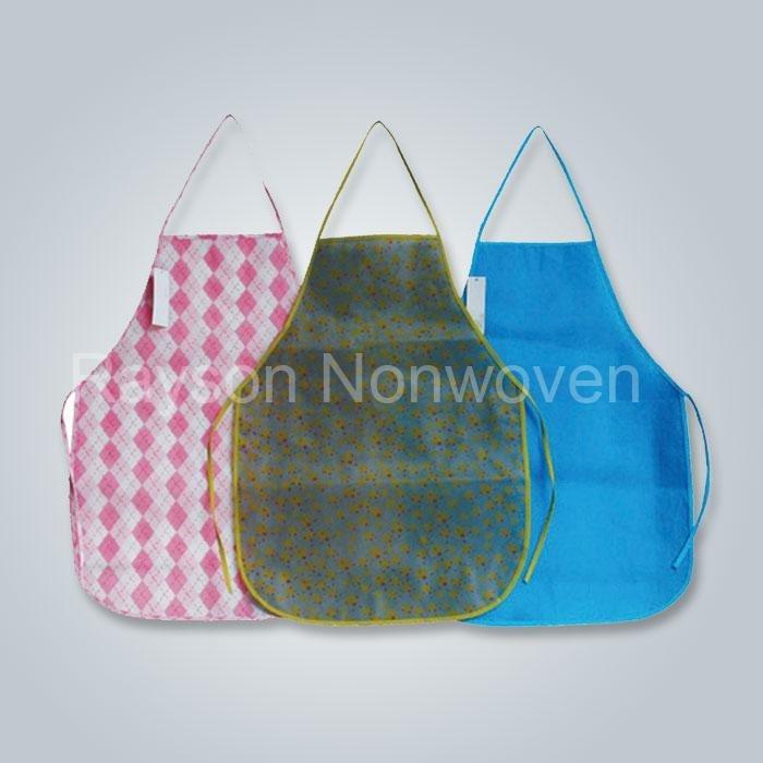 Eco-freindily drawtring tessuto non tessuto borsa laccetto pattino sacchetto grembiule Rsp AY05