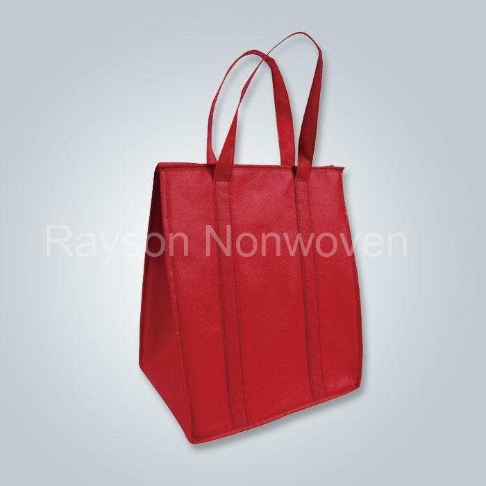 Umweltfreundliche Vlies nähen Taschen Einkaufstaschen faltbare Tasche Rsp AY06