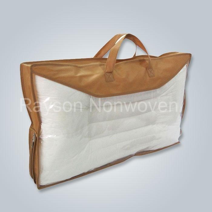 كيس وسادة غير المنسوجة أكياس وسادة غطاء قابل للطي Rsp AY03