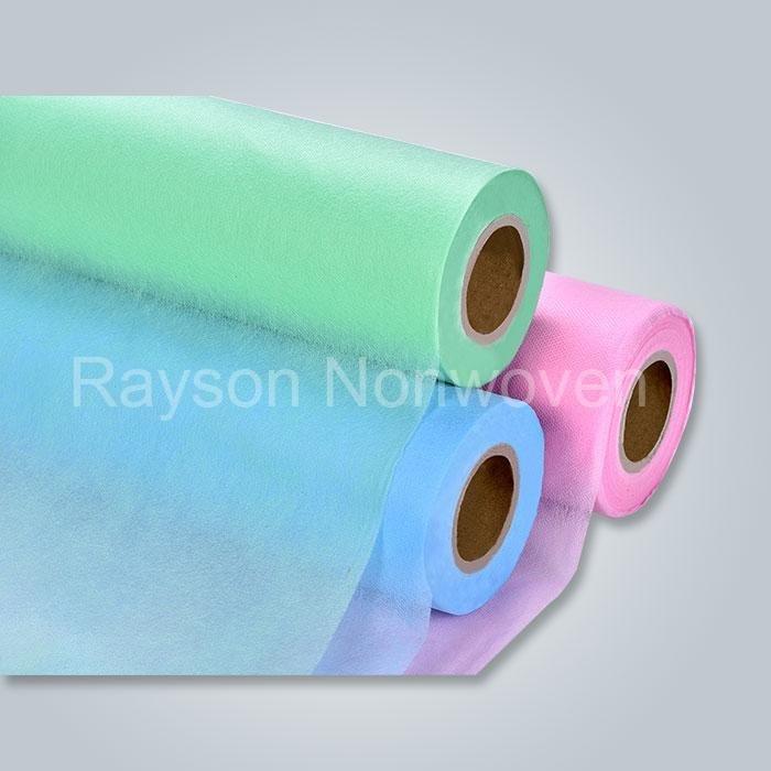 Çevre dostu nem emici ve su geçirgen olmayan dokuma tıp kumaşlar kullanılan