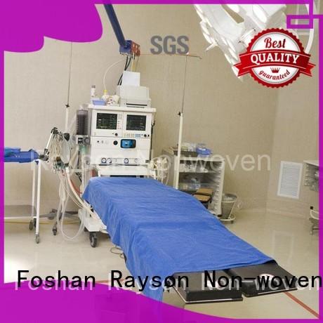 Nicht gewebte Polypropylengewebe Hersteller Rayson Vlies, Ruixin, Umwelt