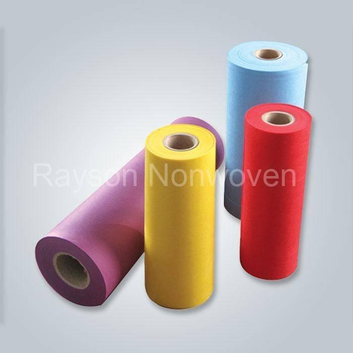 Vendita calda buona forza e allungamento PP Spunbonded tessuto non tessuto