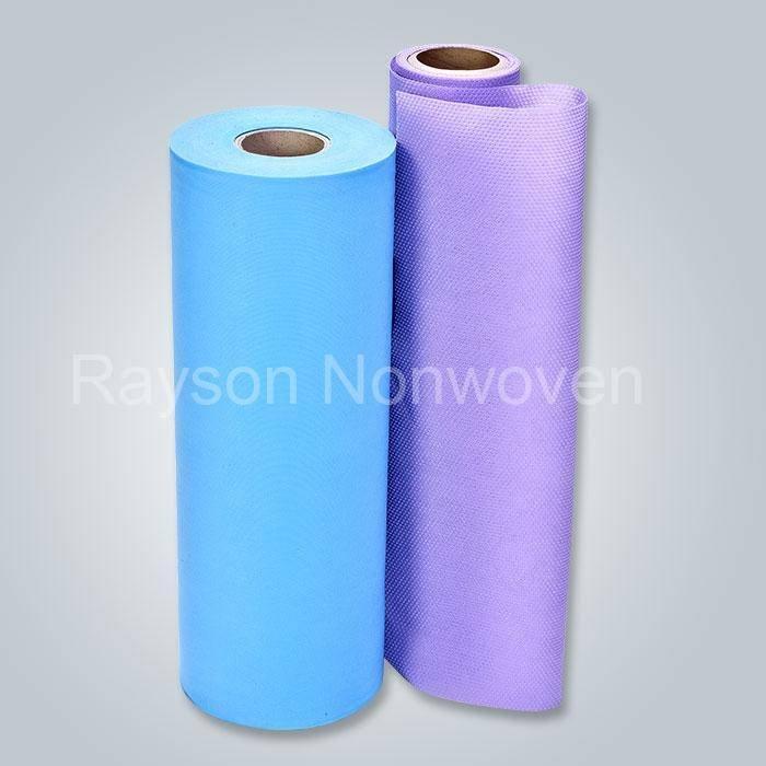 PP Nonwoven kumaş Tekstil tüm sanayi için