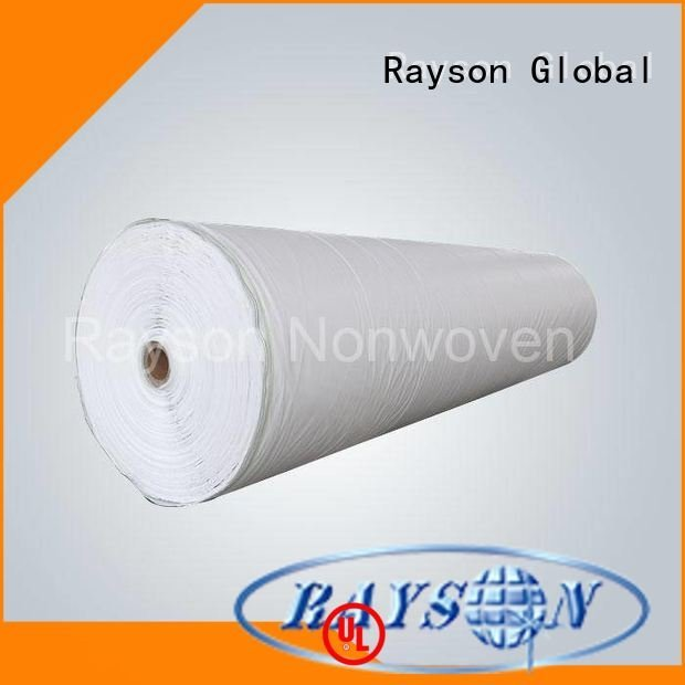 Hot biodegradable landscape fabric colorful rayson nonwoven,ruixin,enviro Brand