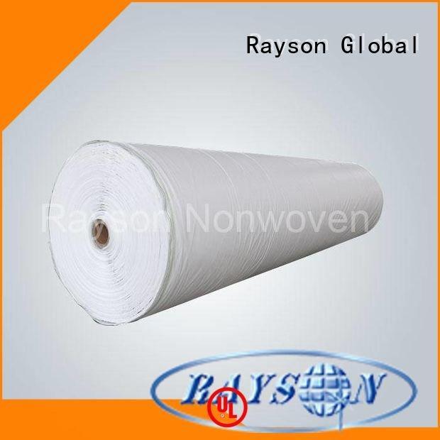 Hot biodegradable landscape fabric colorful rayson nonwoven,ruixin,enviro Brand
