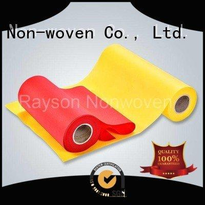 flower fibre OEM non woven weed control fabric rayson nonwoven,ruixin,enviro