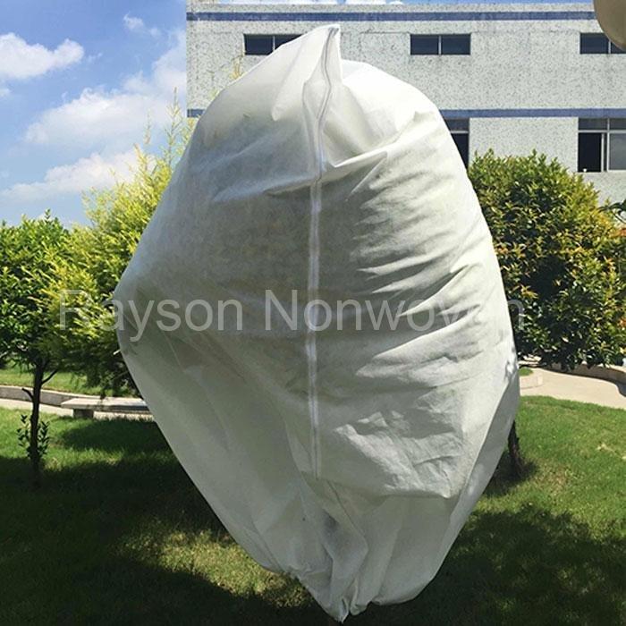 Barrera de maleza reciclable anti-bacterial tela Anti estera de la fatiga