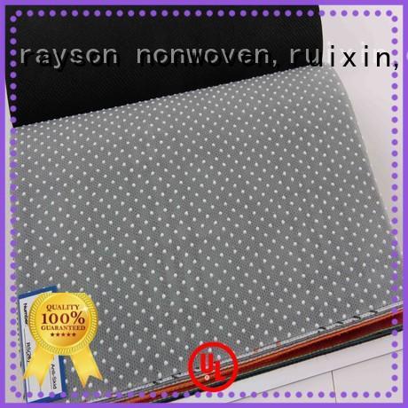 polypropylene 150gram mattess rayson nonwoven,ruixin,enviro Brand non woven fabric manufacturing machine supplier