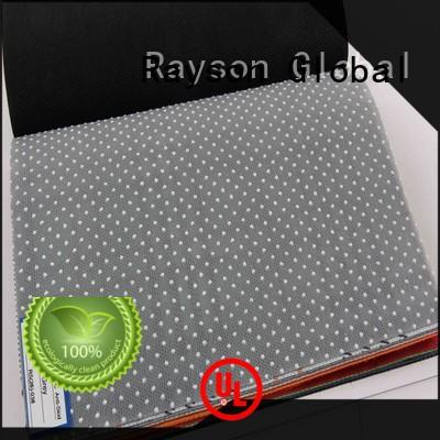 rayson nonwoven,ruixin,enviro anti-slip the nonwovens institute factory price for hotel